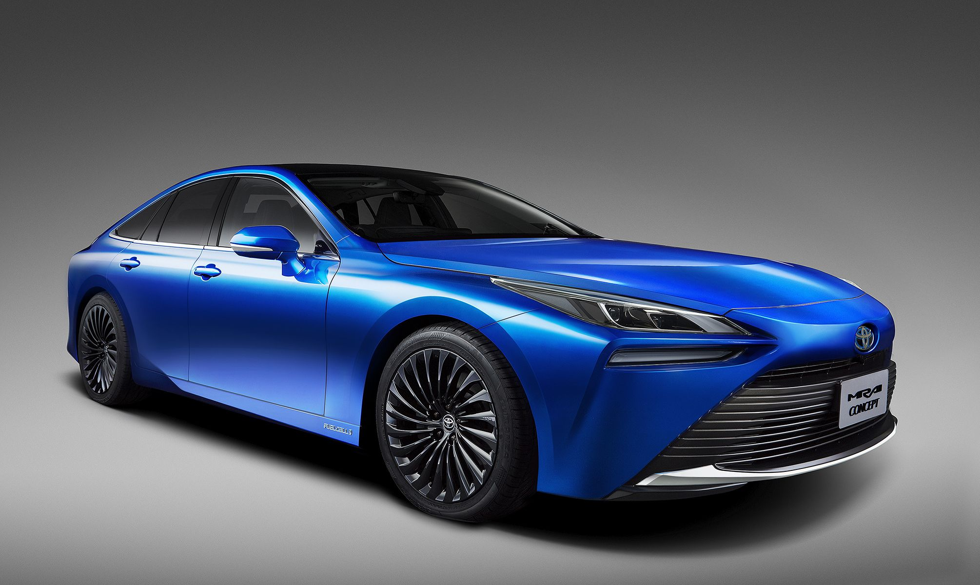 Toyota announces 2021 Mirai
