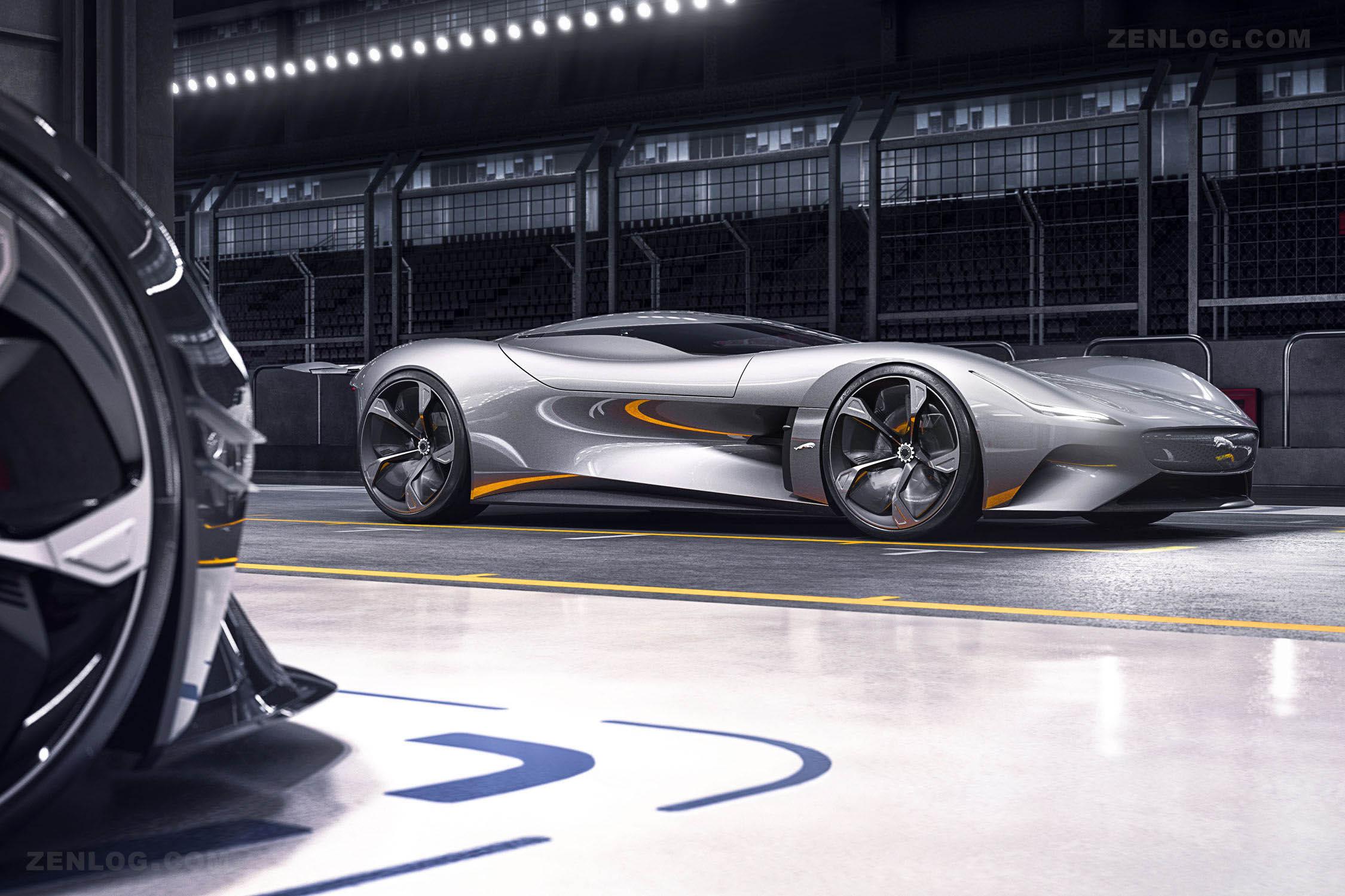 Jaguar VGT