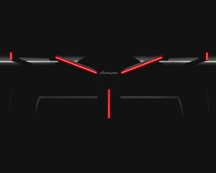 Lamborghini Visoin GT