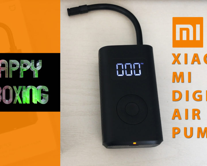 Crappy Unboxing - Xiaomi Mi Digital Air Pump