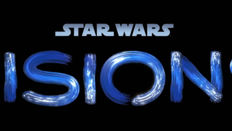 Star Wars: Visions trailer