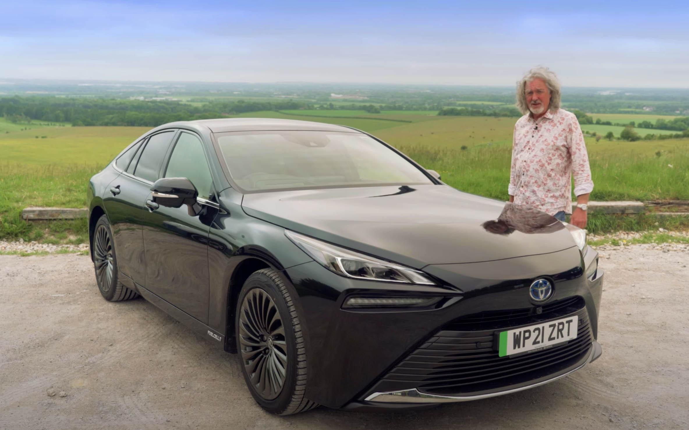 James May's New Toyota Mirai