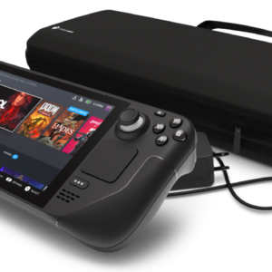 Valve introduces it's Steam Deck handheld console